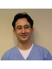 Dr Georgios Lazaridis - Dentist at The Health Centre Dental Practice