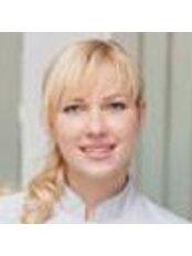 Anna V. Osheko - Dentist at Silk Dental Clinic in Kharkiv
