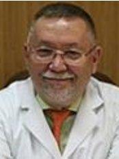 Dr Rafik Xanafievich Kamalov - Oral Surgeon at Central Dental Clinic of the Ministry of Defense of Ukraine -Kutuzova St.
