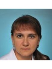 Dr Tamara Nikolaevna Vovkogon - Dentist at Central Dental Clinic of the Ministry of Defense of Ukraine -Melnykova St