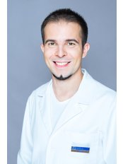 Dr Ryabcev Arthur - Dentist at Clinic of Aesthetic Dentistry
