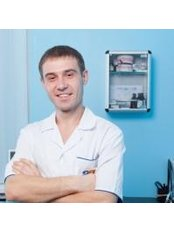 Dr Kovernik Igor - Dentist at Dental Clinic in Kiev
