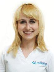 Dr Elena Karachun - Dentist at Dental clinic