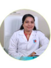 Dr Soumaya Simon - Dentist at Adam And Eve Specialized Medical Centre