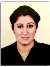Dr. Alina Ali - Dentist at Apex Medical & Dental Clinics