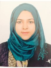 Ms Faiza  Maqbool - Physiotherapist at Glasgow Medical Center
