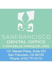 San Francisco Dental Office - 131 Steuart Place, Suite 323, San Francisco, California, 94105,  0