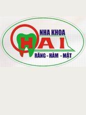 Nha Khoa Hai - Level 2-111 Nguyen Phong Sac Street, Khue Trung Ward, Cam Le District, HCMC,