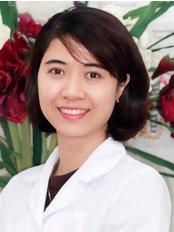 Dr Phan Thi Hoài -  at Nha Khoa Việt Úc