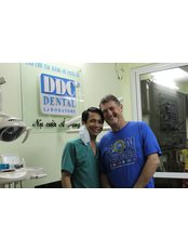 Dr Cuong Dao Dinh - Dentist at ddcdental