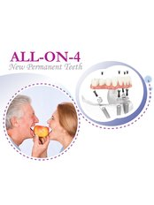 Elite Dental - ALL-ON-4 solution-  A reason to smile again