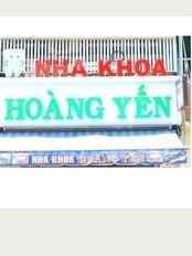 Nha Khoa Hoang Yen - 207 Nguyễn Trãi - P. Nguyễn Cư Trinh - Quận - HCM, Ho Chi Minh,