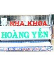 Nha Khoa Hoang Yen - 207 Nguyễn Trãi - P. Nguyễn Cư Trinh - Quận - HCM, Ho Chi Minh,  0