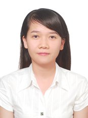 Miss Nguen Thi Thanh Tam - Receptionist at Rose Dental Clinic