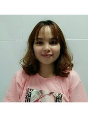 Miss NGUYEN  THI LOAN - Dental Nurse at All On 4 Vietnam - The East Rose Dental