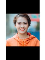 Miss NGO  PHUONG HANG - Dental Nurse at All On 4 Vietnam - The East Rose Dental