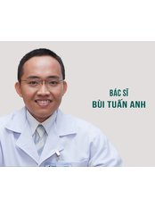 Dr.Bui Tuan Anh - Orthodontist - Dentist at Peace Dentistry