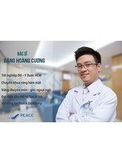Dr.Dang Hoang Cuong - Dentist - Dentist at Peace Dentistry
