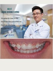 Peace Dentistry - Dr.Dang Hoang Cuong