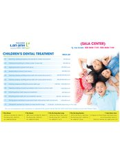 Dental Sealant - Lan Anh Dental Center 5