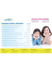 Dental Sealant - Lan Anh Dental Center 2