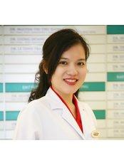 Dr Uyen Nguyen - Dentist at Udental Clinic - English speaking Dentist