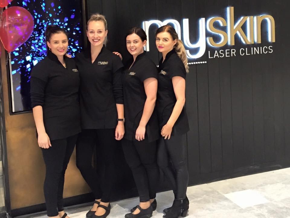 MySkin Laser Skin - DonCaster