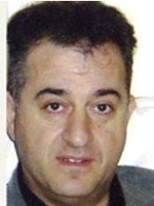 Dr. Fotis Karadakis - Avenue King George I 9, Thessaloniki, 546 40,  0
