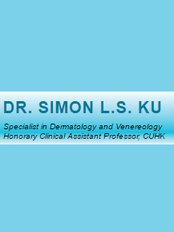 Dr Simon Ku Skin Specialist In Central And Western Hong