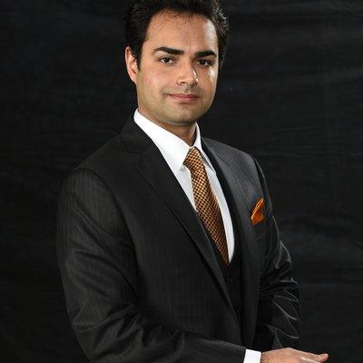 Dr Shaunak Patel
