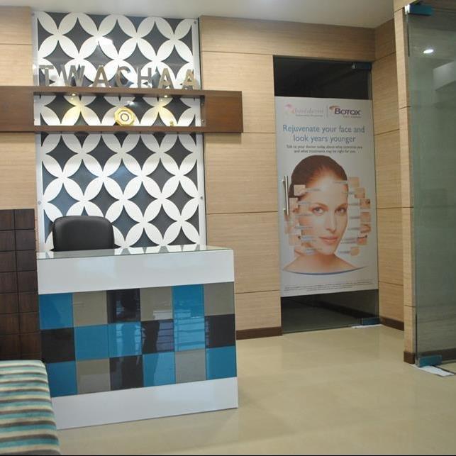 Twachaa Skin, Cosmetic and Laser Clinic in Ahmedabad, India