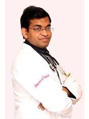 Dr Kavish Chouhan - Doctor at DermaClinix - The Complete Skin & Hair Solution Center