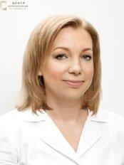 Dr Catherine Mokina -  at Petrovka