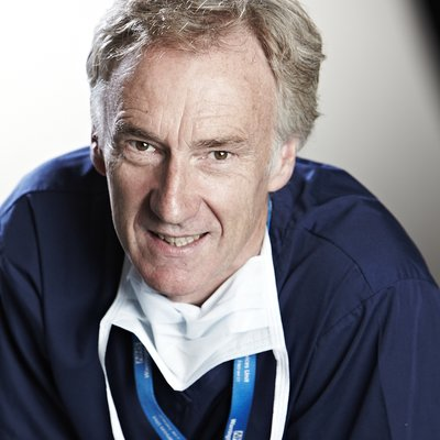 Dr. John Ashworth