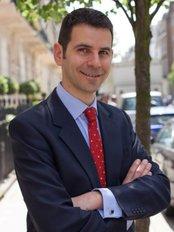 Dr Daniel Glass - 144 Harley Street, London, W1G 7LD,  0