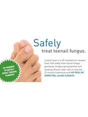 Chiropodist Consultation - The Harley Medical Foot and Nail Laser Clinic: Marion Yau