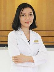 DR. NGO HO PHUONG UYEN - DERMATOLOGIST -  at Rohto Aohal Clinic