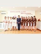 Rohto Aohal Clinic - ROHTO AOHAL TEAM