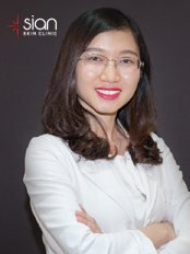 Dr My Nguyen -  at Sian Skincare Laser Clinic