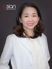Dr Anh Bui -  at Sian Skincare Laser Clinic