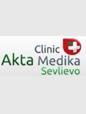 Clinic Akta Medika - Nikola Petkov 60, Sevlievo, 5400,  0