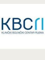 KBCRI Klinički Bolnički Centar Rijeka -Sušak - T. Strižića 3, Rijeka, 51000,