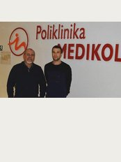 Poliklinika Medikol - Voćarska cesta 106, Zagreb, 10000,