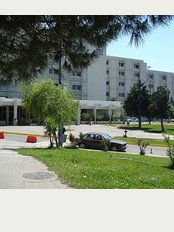 University Hospital of Patras - 26504, Rio, Patras,