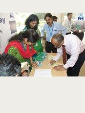 Malla Reddy Narayana Multi Speciality Hospital - 1-1-216, Suraram'X' Roads,, Jeedimetla, Hyderabad, Telangana, 500055,