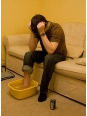 Ankle Injury Treatment - Happi Rehab Center