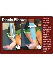 Tennis Elbow - Happi Rehab Center