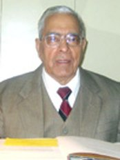 Prof OP Jaggi M.D, Ph.D, FCCP, FRAS - Doctor at Asthma Chest  Allergy Centre