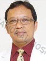 Dr Agus Chairul Anab - Doctor at National Horpital