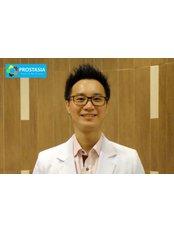 Dr Gerry Adrian -  at Prostasia